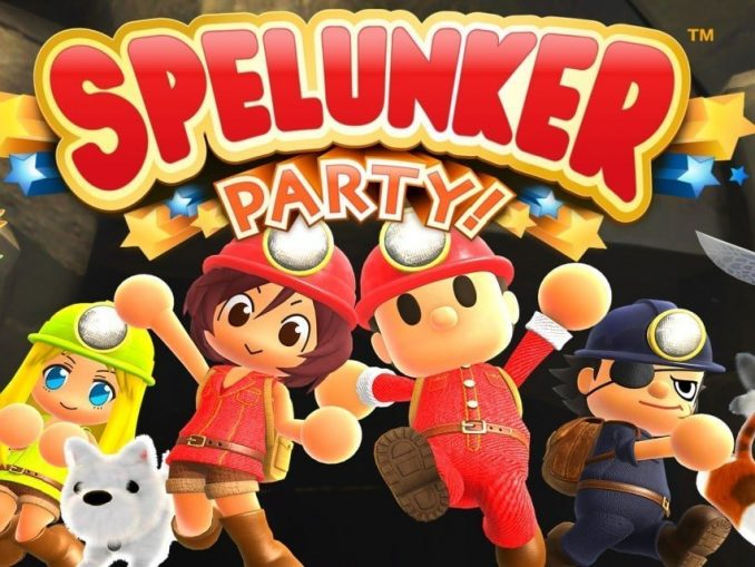 Release - Spelunker Party!