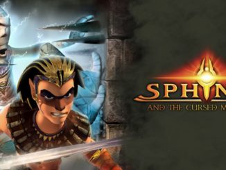 Release - Sphinx and the Cursed Mummy