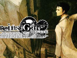 News - Spike Chunsoft revealed Steins;Gate Elite exclusive cloth poster design