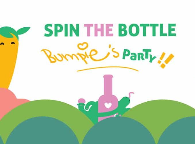 Release - Spin the Bottle: Bumpie's Party