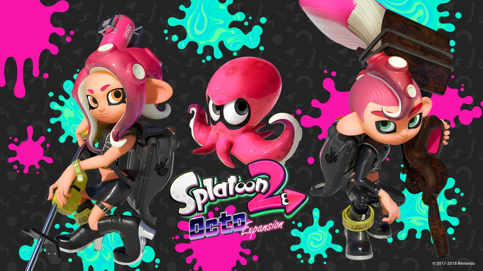Splatoon 2 – 4.4.0 Update Available