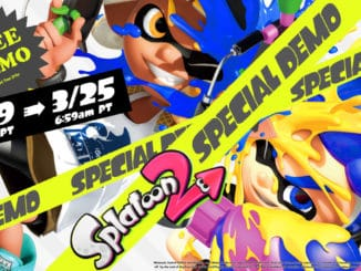 Splatoon 2 – Demo en GRATIS online trial + 20% korting