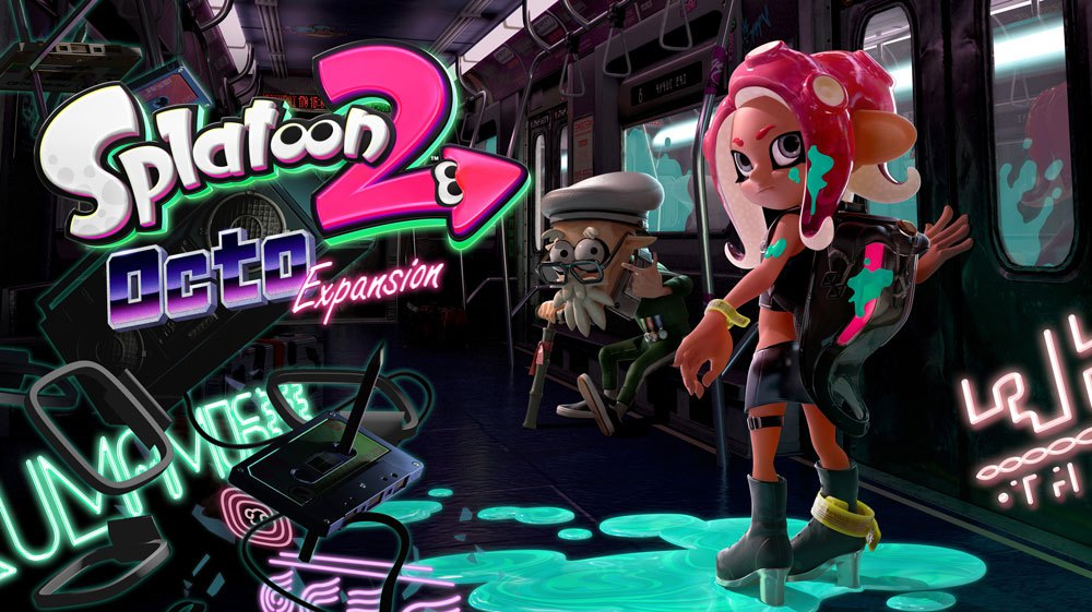 Splatoon 2 krijgt betaalde single player DLC