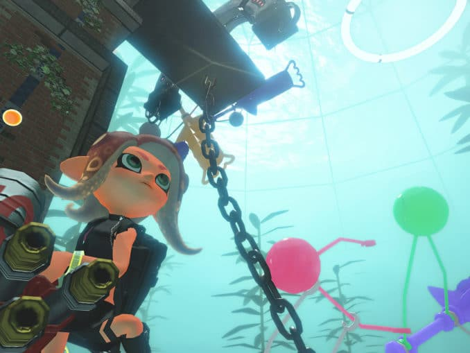 News - Splatoon 2 nieuw Octo Expansion level