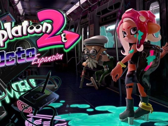 News - Splatoon 2: Octo Expansion; new collectibles