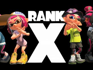 News - Splatoon 2 Rank X information