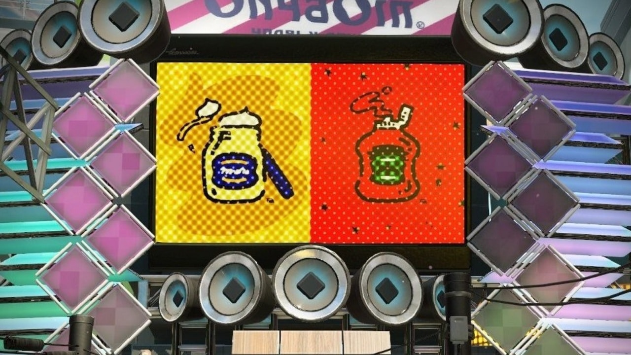 Splatoon 2 – Splatfest dit weekend