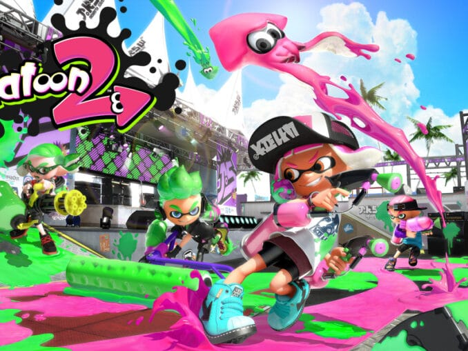 Nieuws - Splatoon 2 Versie 5.2.1 patch notes