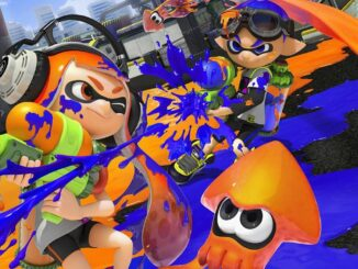 Splatoon 2 versie 5.2.2 update