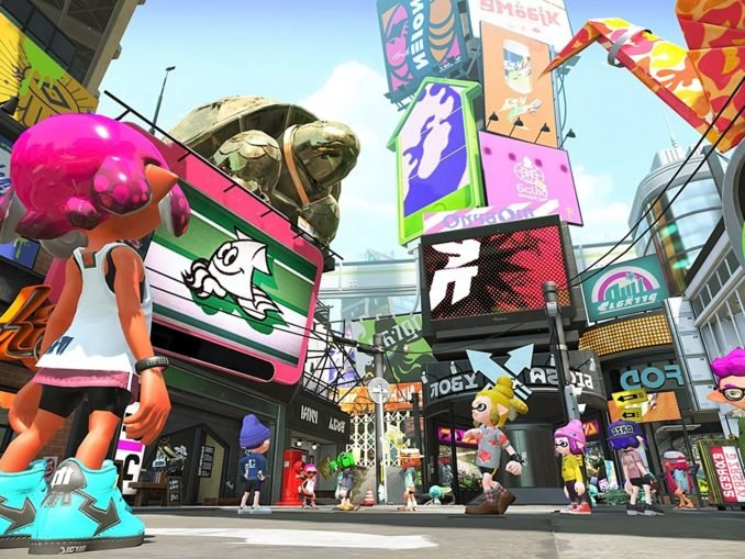 News - Splatoon 2's Producer; Nintendo Switch Online & Paid Premium Content