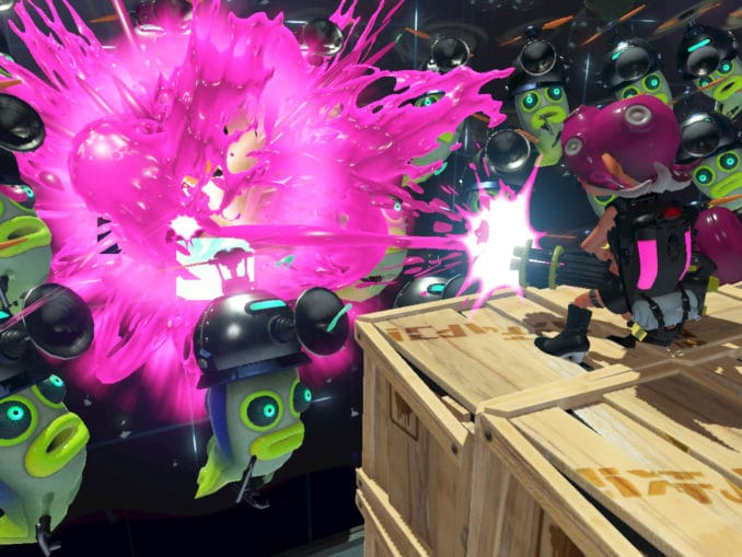 Nieuws - Splatoon2 – Datamine toont Rocket Ranked Mode
