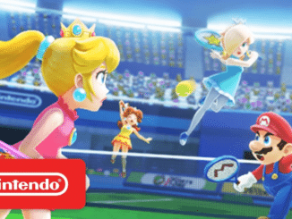 Nieuws - Spoilers: Mario Tennis Aces Demo gedatamined