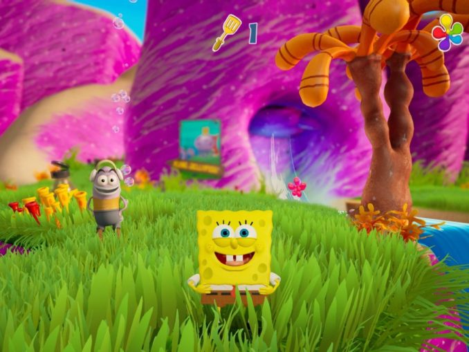 Nieuws - SpongeBob SquarePants: Battle for Bikini Bottom – Rehydrated footage