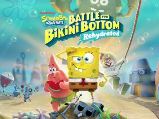 SpongeBob SquarePants: Battle For Bikini Bottom – Rehydrated – 1 Million+ copies sold
