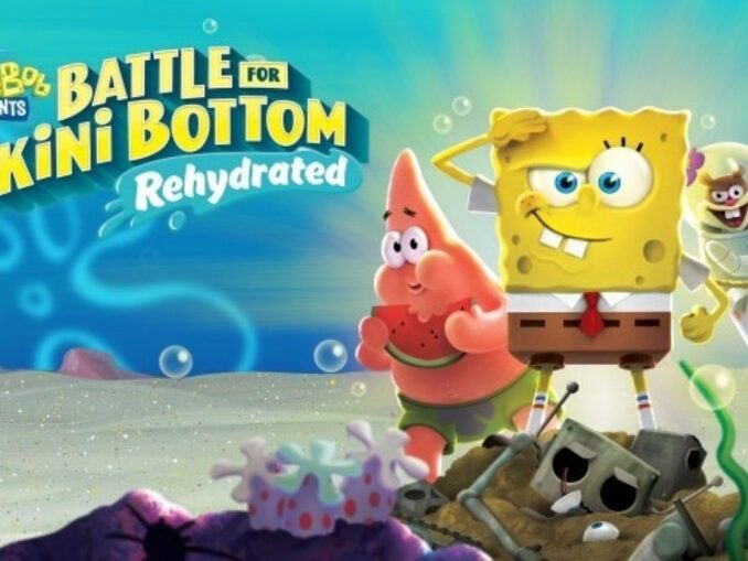 Nieuws - SpongeBob SquarePants: Battle For Bikini Bottom – Rehydrated Accolades Trailer