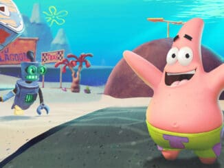 Nieuws - SpongeBob SquarePants: Battle For Bikini Bottom Rehydrated – Patrick Ster