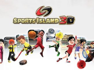 Release - Sports Island 3D
