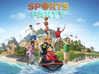 Release - Sports Party