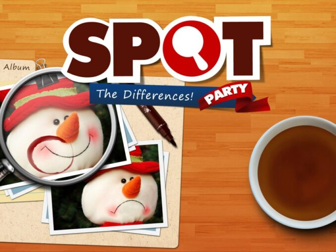 Release - Spot The Differences: Party!