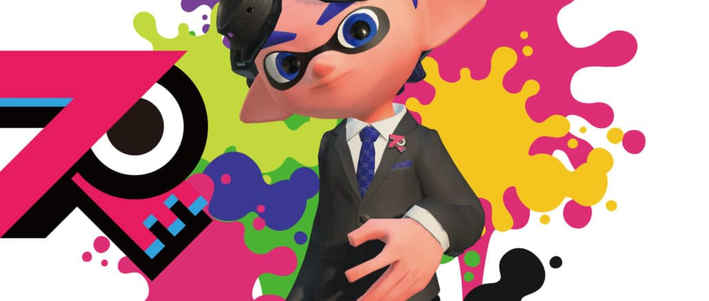 Spy Gear Splatoon 2 Trailer