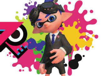 Spionnen Gear Splatoon 2 Trailer