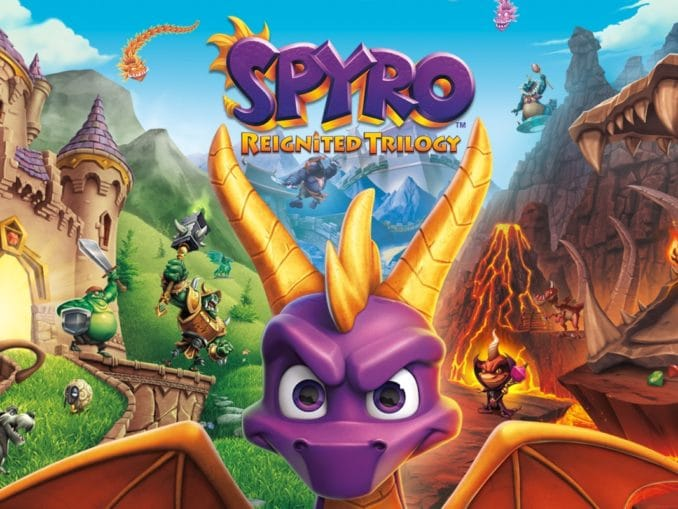 Release - Spyro™ Reignited Trilogy