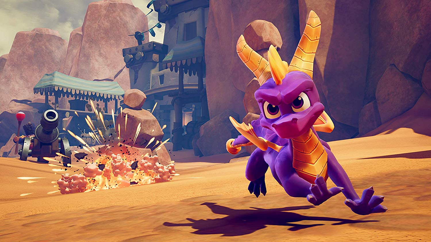 Spyro Reignited Trilogy komt op 3 September