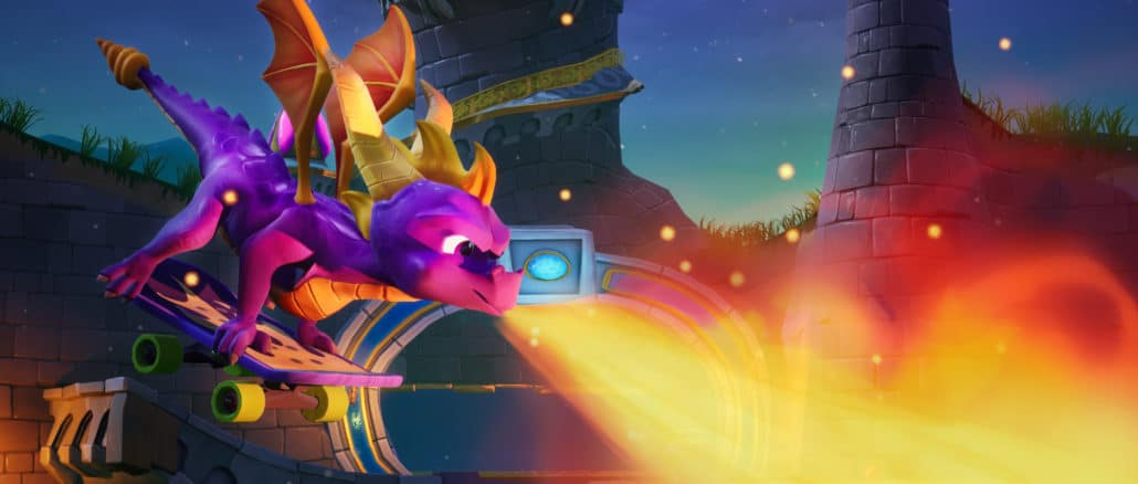 Spyro Reignited Trilogy komt 3 September