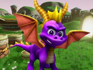 Spyro Reignited Trilogy to appear on Nintendo Switch?