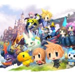 Square Enix - New World Of Final Fantasy Maxima Details