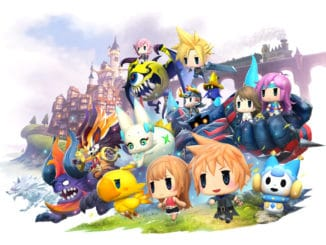 Nieuws - Square Enix – Nieuwe World Of Final Fantasy Maxima details