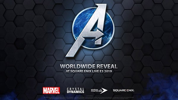 Square Enix to reveal Avengers game at E32019