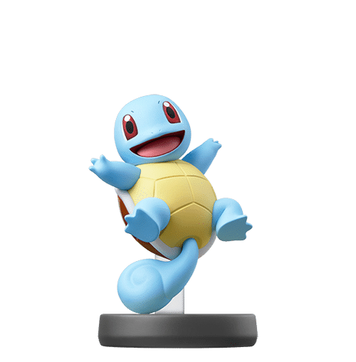 Release - Squirtle