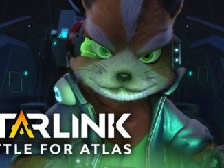 Starlink – Star Fox onthulling