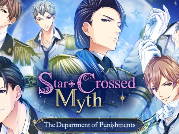 Release - Star-Crossed Myth – The Department of Punishments –
