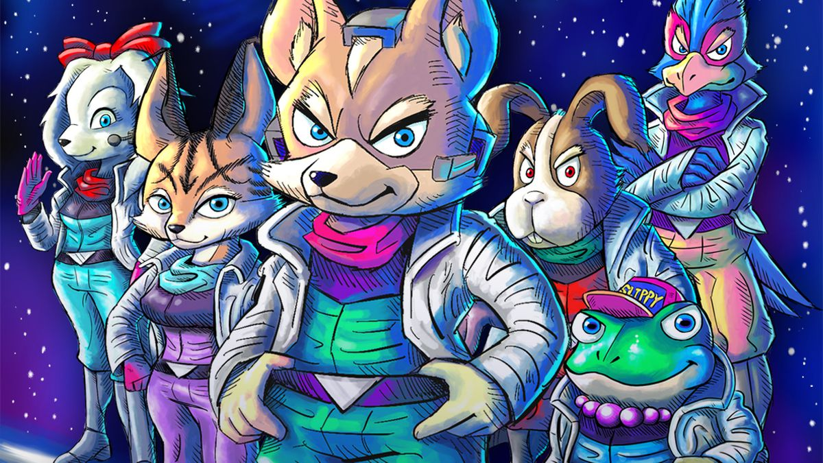 Star Fox Grand Prix – A Fake to uncover leakers?