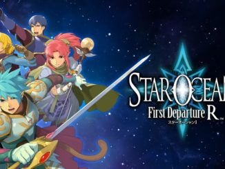 STAR OCEAN First Departure R – Introductie