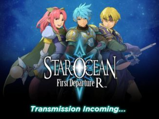 Star Ocean is being revamped and coming