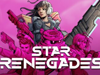 Release - Star Renegades