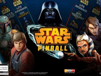 Star Wars Pinball komt op 19 September