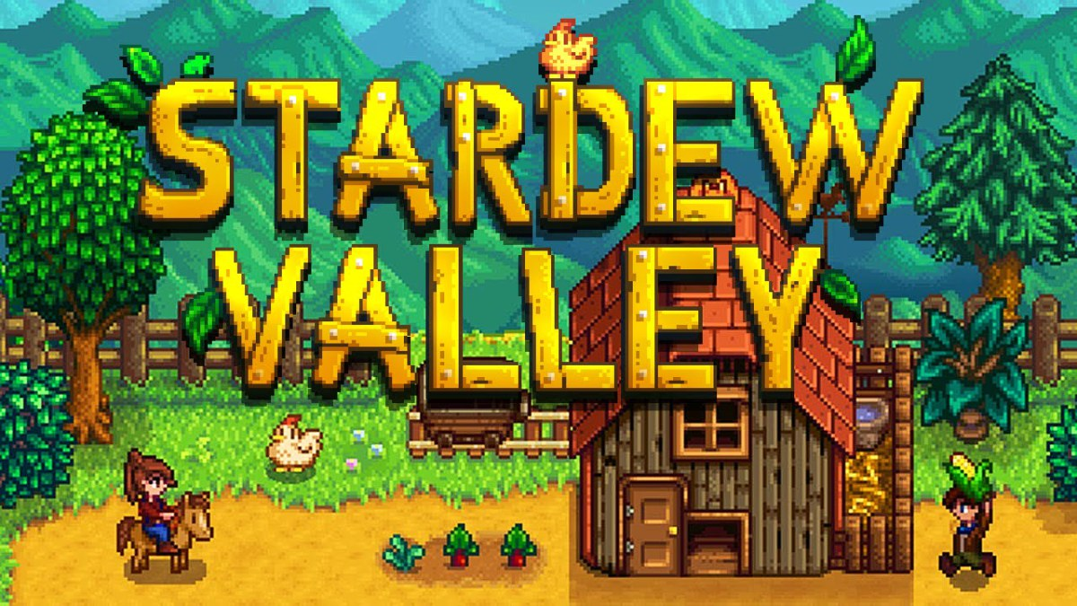 Stardew Valley Multiplayer Mode ingestuurd