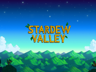 Stardew Valley – Nieuwe Map & meer in 1.4 Update