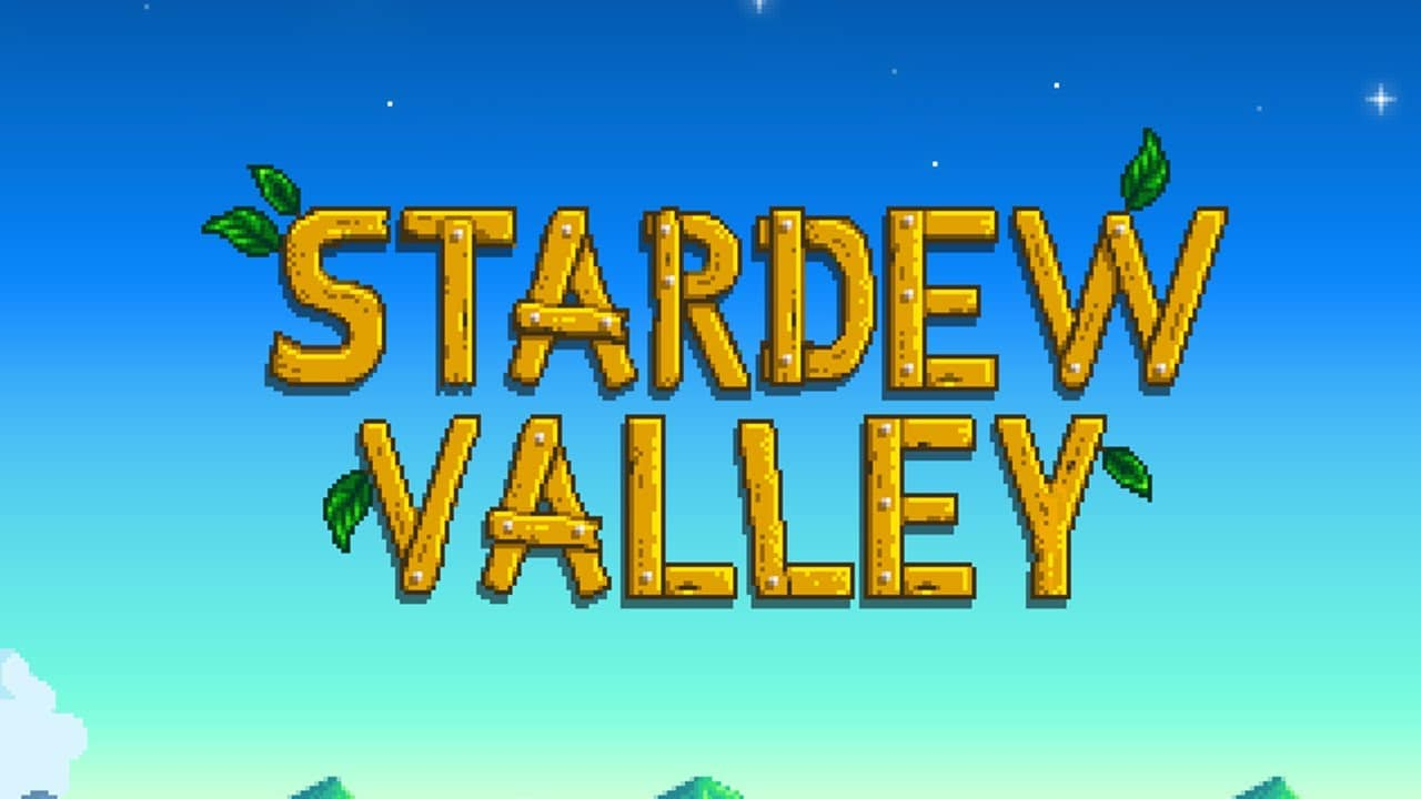 Stardew Valley performance patch available - Nintendo Switch
