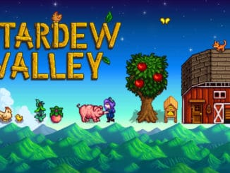 Stardew Valley versie 1.3.33 update