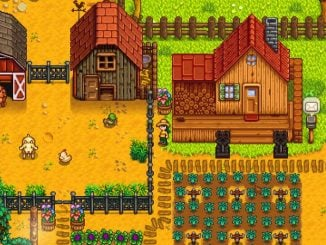 Stardew Valley voorzien patch