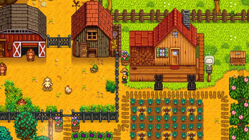 Stardew Valley provided patch