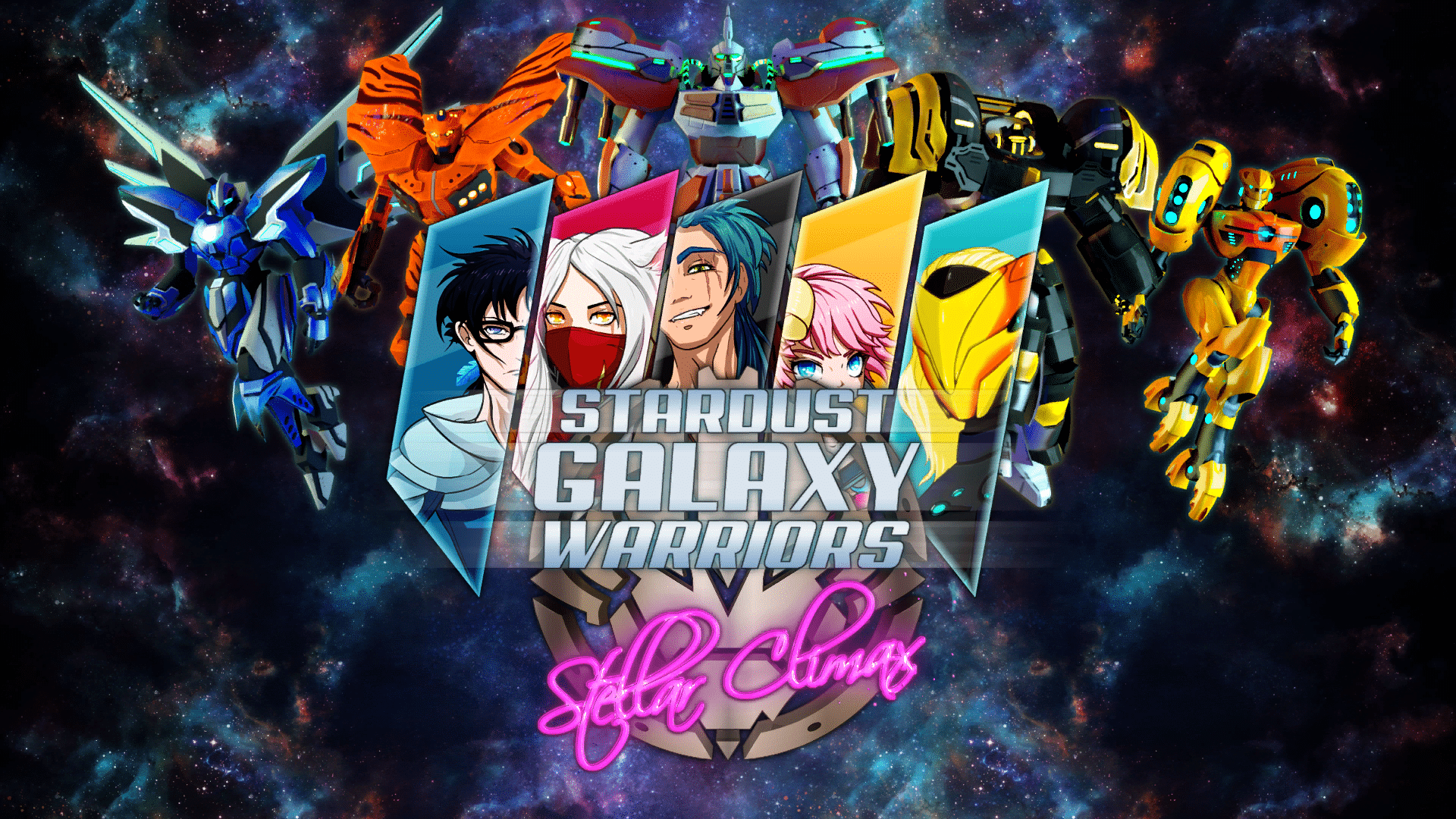 Stardust Galaxy Warriors: Stellar Climax land deze maand