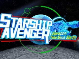 Release - STARSHIP AVENGER Operation: Take Back Earth