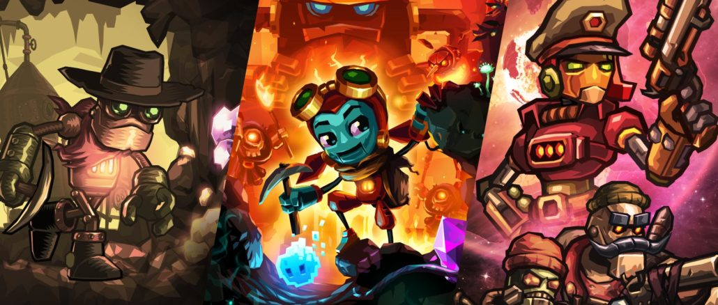 SteamWorld developers working on unannounced 3D project