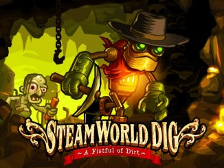 News - SteamWorld Dig is coming!